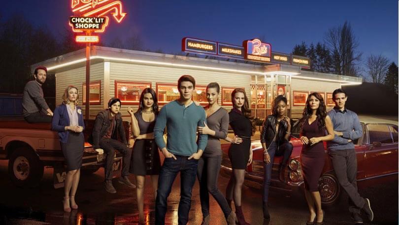 Riverdale seizoen 3 serie